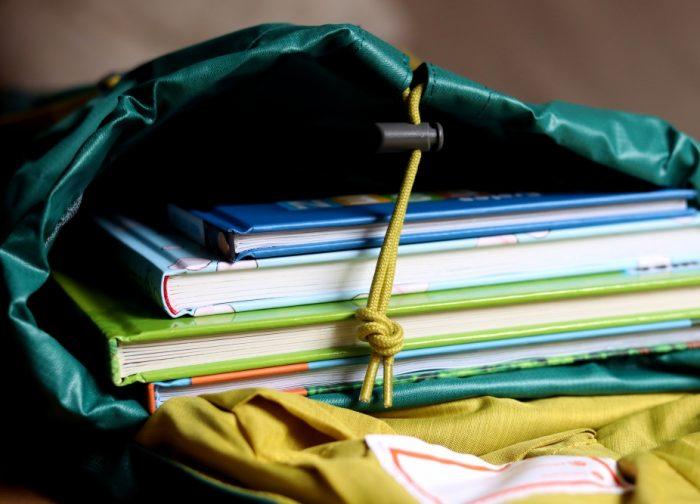 Der Bücherrucksack